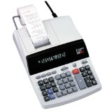 Canon MP25DV Desktop Calculator
