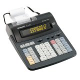 Sharp EL 1192BL Desktop Printing Calculator