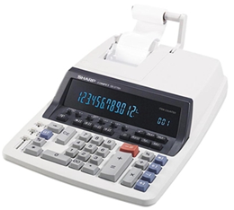 Sharp QS-2770H Printing Ten Key Calculator